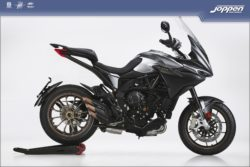 MV Agusta Turismo Veloce Lusso 2021 grey graphite/matt metallic dark grey - Sport / Sport tour