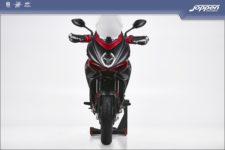 MV Agusta Turismo Veloce Lusso 2021 fire red/matt metallic dark grey - Sport / Sport tour