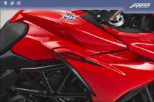 MV Agusta Turismo Veloce Rosso 2021 ago red - Sport / Sport tour