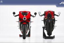 MV Agusta Superveloce 2021 ago red/ago silver - Supersport