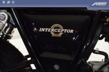 Royal Enfield Interceptor650 2021 downtown drag - Classic