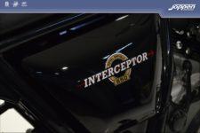 Royal Enfield Interceptor650 2021 ventura blue - Classic