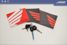 Honda NC700X ABS 2012 rood - All road