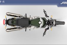Royal Enfield Continental GT 650 2021 british racing green - Classic