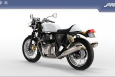 Royal Enfield Continental GT 650 2021 dux deluxe black&white - Classic