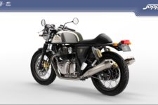 Royal Enfield Continental GT 650 2021 mister clean - Classic