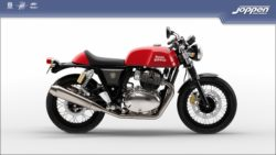 Royal Enfield Continental GT 650 2021 rocker red - Classic