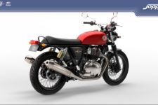 Royal Enfield Interceptor 650 2021 canyon red - Classic
