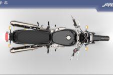 Royal Enfield Interceptor 650 2021 sunset strip - Classic