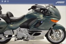 BMW K1200LT ABS 2002 groen/zilver - Tour