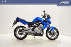 Kawasaki ER6N ABS 2009 blauw - Naked