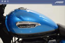 Royal Enfield Meteor350 Demo 2021 supernova blue - Classic