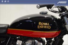 Royal Enfield Interceptor650 2021 sunset strip - Classic
