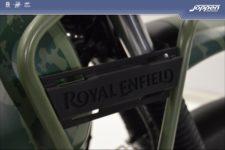 Royal Enfield Himalayan 2021 battle green matt - All road