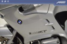 BMW R1150RT ABS 2004 grijs - Tour