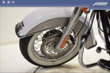 Harley-Davidson® FLSTCI Heritage Softail Classic 2009 wit - Custom