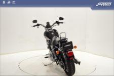 Harley-Davidson® FXD Dyna Super Glide 2002 zwart - Custom
