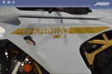 MV Agusta Superveloce S 2021 wit/goud - Supersport