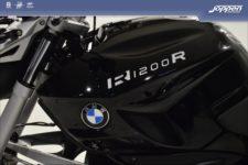 BMW R1200R 2007 zwart - Naked