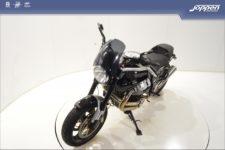 Moto Guzzi Griso 1100 2008 zwart - Naked