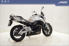 Suzuki GSR600 ABS 2007 zilver/zwart - Naked