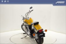 Yamaha XVS1100 Dragstar 1999 geel/zwart - Custom