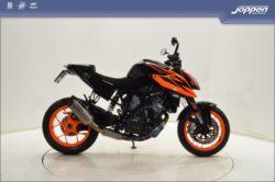 KTM 1290 Superduke R 2019 zwart/oranje - Naked