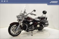 Yamaha XV1900 Midnight Star 2007 rood - Custom