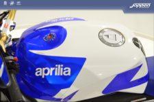 Aprilia Tuono 1000 R 2010 wit/blauw - Naked