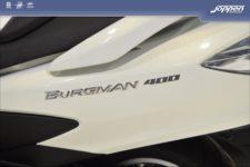 Suzuki AN400 Burgman ABS 2014 wit - Scooter