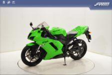 Kawasaki ZX6R 2008 groen - Supersport