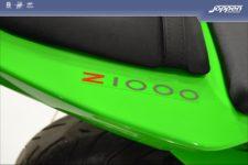Kawasaki Z1000 2005 groen - Naked
