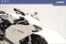 Ducati 848 2008 wit - Supersport