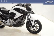 Honda NC700X DCT ABS 2013 wit - All road