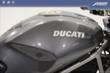 Ducati Monster1000S ie 2003 grijs/rood - Naked