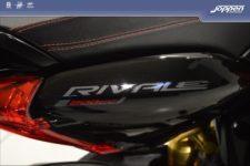 MV Agusta Rivale 800 2016 zwart - Naked