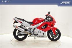 Yamaha YZF600R Thundercat 1997 rood/zwart - Supersport
