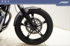 Triumph Speedmaster 2014 zilver/zwart - Custom