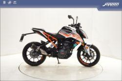KTM Duke 125 2019 wit/zwart - Naked